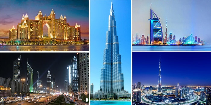 Dubai Top Projects