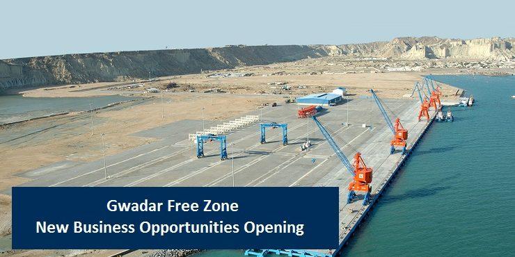 Gwadar Free Zone Business Opportunities