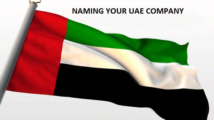 Naming Your UAE Company