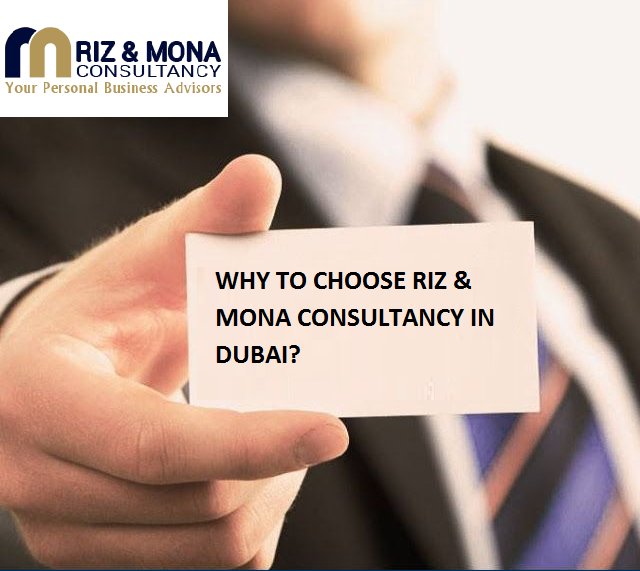 Choose Riz and Mona consultancy Dubai