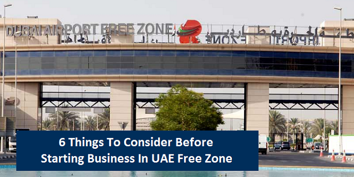Before Starting Business UAE Freezone