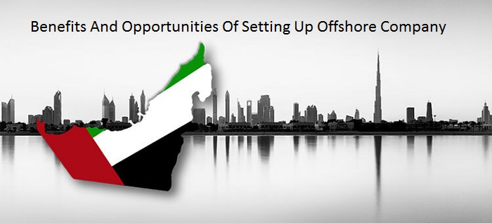 Benefits opportunity setting up offshore company