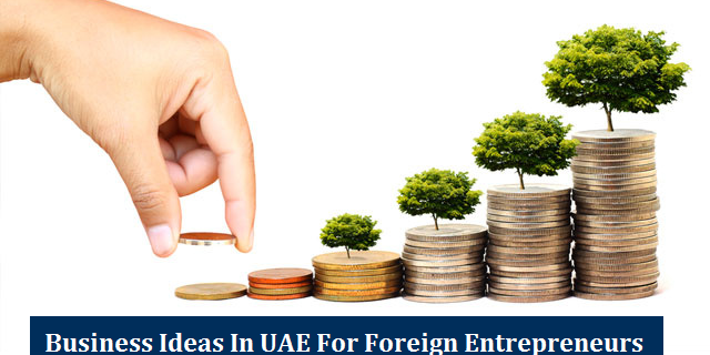 Business Ideas UAE Foreign Entrepreneurs