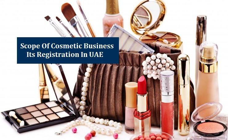 Cosmetic Business Registration Dubai