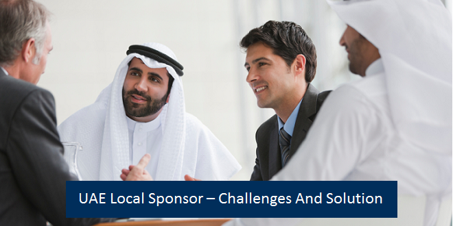 Local Sponsor UAE Challenges and Solutions