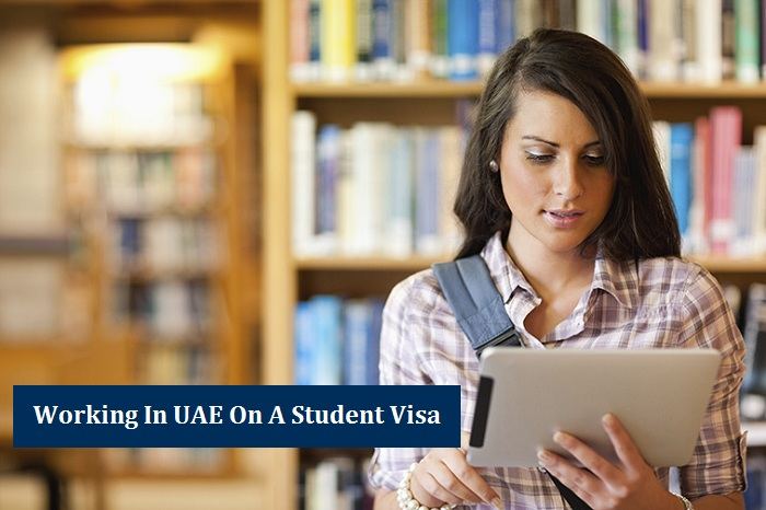 Working On Student Visa UAE