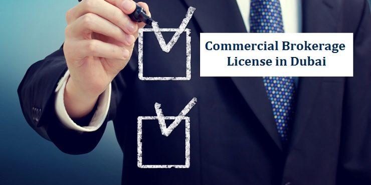 Commercial Brokerage License Dubai
