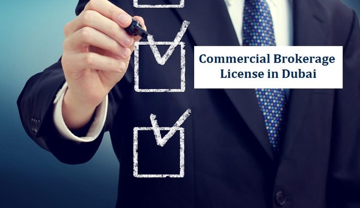 Commercial Brokerage License Dubai
