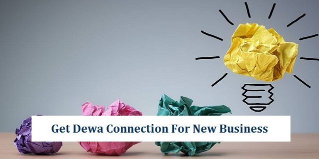DEWA Connection New Business