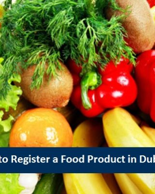 Register A Food Product in Dubai