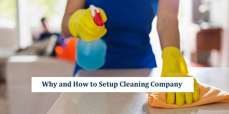 Set Up Cleaning Company in Dubai