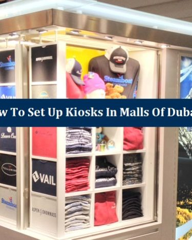 Set Up Kiosks Malls Dubai