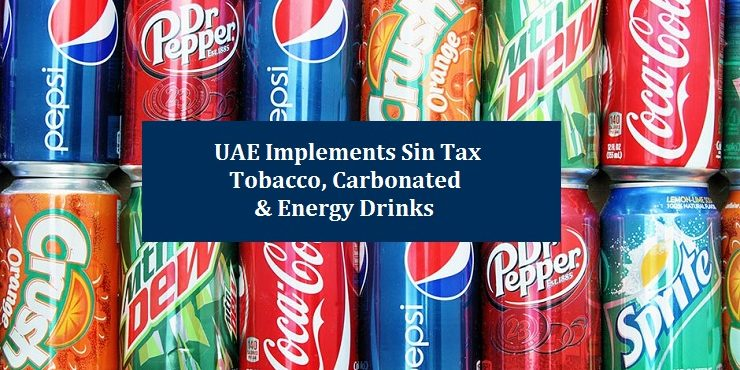 UAE Excise Tax on Tobacco and Energy Drinks