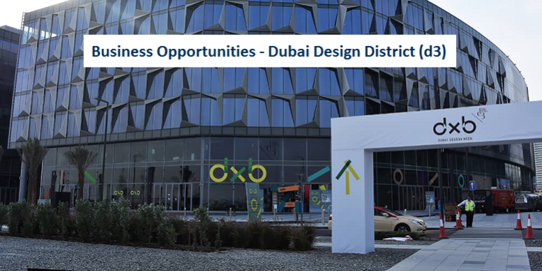 Business Opportunities in Dubai Design District