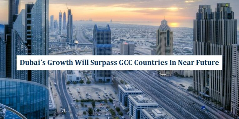 Dubai Growth GCC Countries