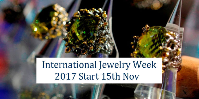 Dubai International Jewelry Week 2017 Dec