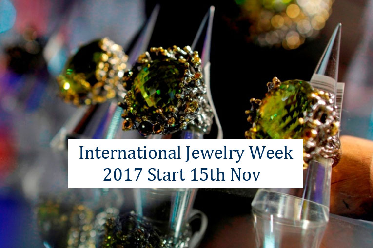 Dubai International Jewelry Week 2017 Dec