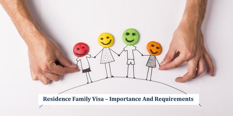 Dubai Residence Family Visa