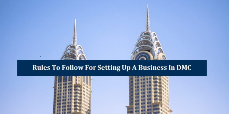 Rules follow setting up Business DMC