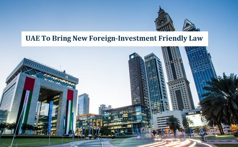 UAE New Foreign-Investment Law