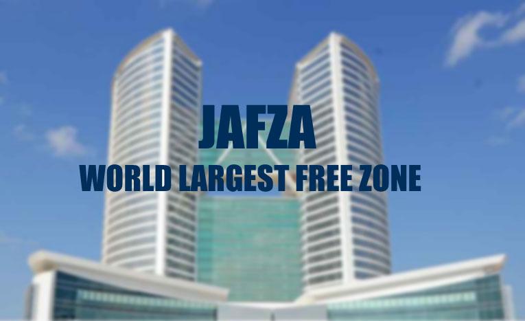 JAFZA World Largest Free Zone