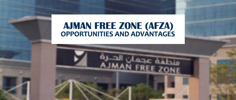Ajman free zone opportunities