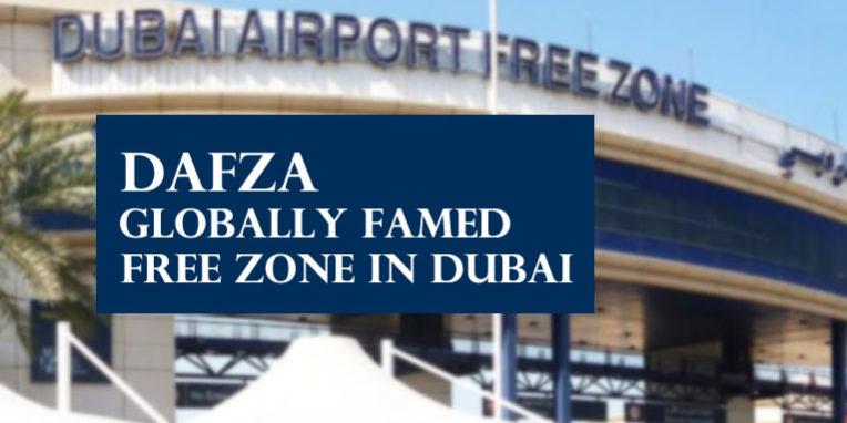 DAFZA Globally Famed Free Zone