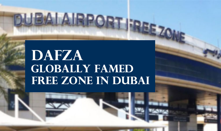DAFZA Globally Famed Free Zone