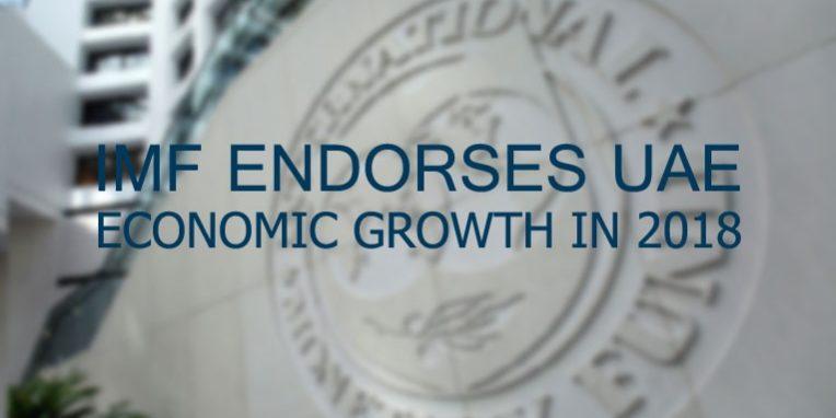 IMF Endorses UAE