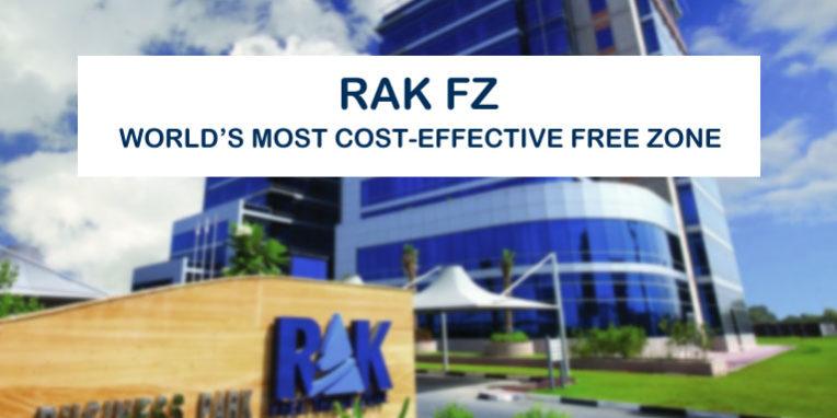 RAK FZ World's Cost-effective Free Zone