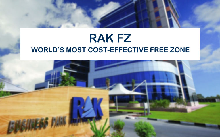 RAK FZ World's Cost-effective Free Zone