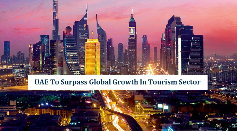 Surpass growth in tourism sector