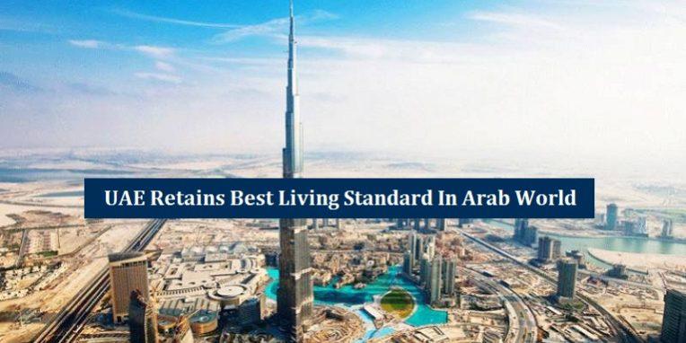 UAE retains living standard