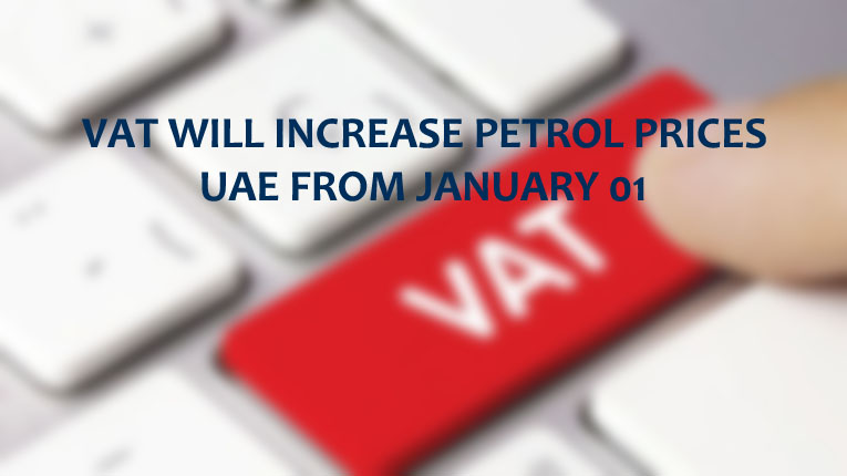 VAT Petrol Prices In UAE