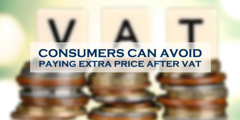 Consumers avoid paying VAT