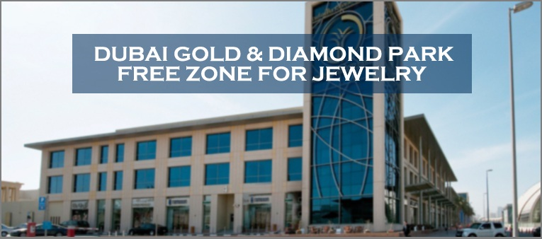 Gold & Diamond Park Free Zone Jewelry