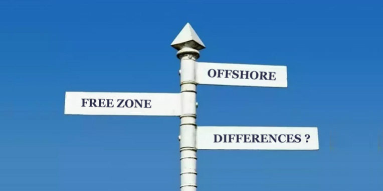 Key Differences Offshore And Free Zone
