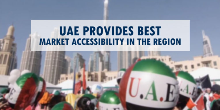 UAE Provides Best Market Accessibility
