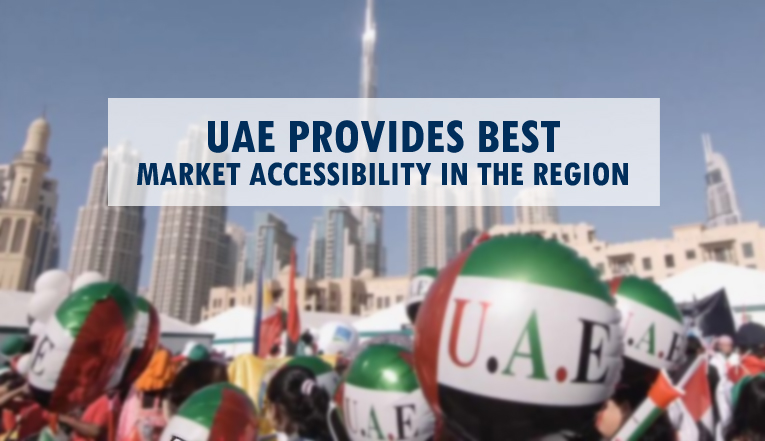 UAE Provides Best Market Accessibility