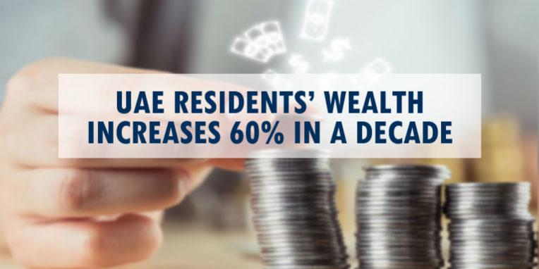 UAE Residents Wealth Increases 60%