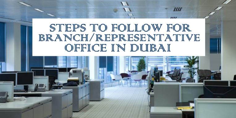 Branch/Representative Office In Dubai