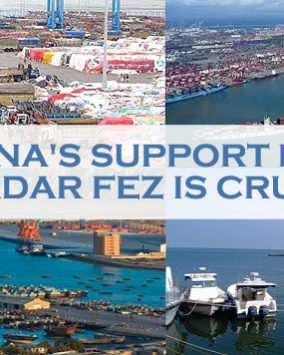 China's Support For Gwadar FEZ