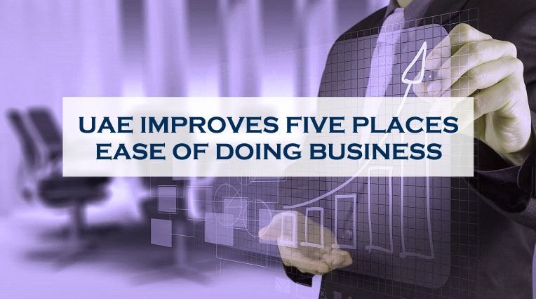 Five Places In Ease Of Doing Business