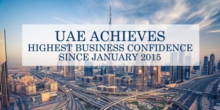 UAE Achieves Highest Business Confidence