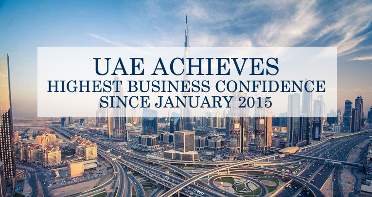 UAE Achieves Highest Business Confidence