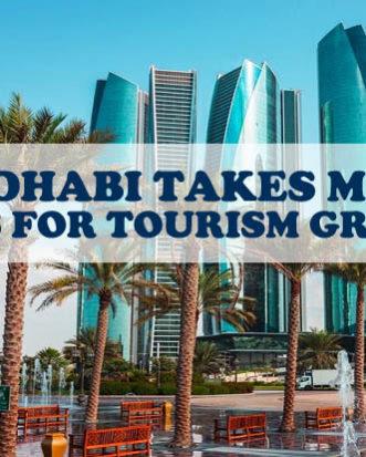 Abu Dhabi Takes Major Steps For Tourism Growth