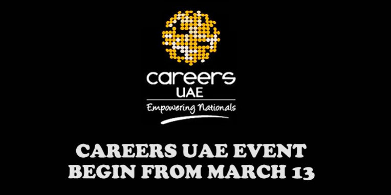 Careers UAE Event Begin From March