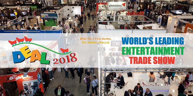 Deal Expo Entertainment Trade Show