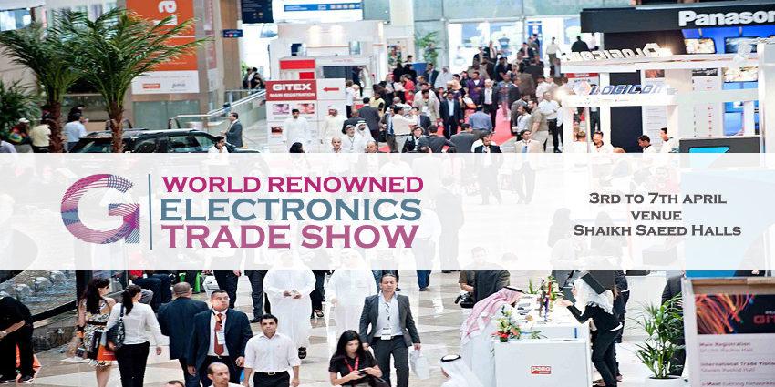 GITEX – World Renowned Electronics Trade Show