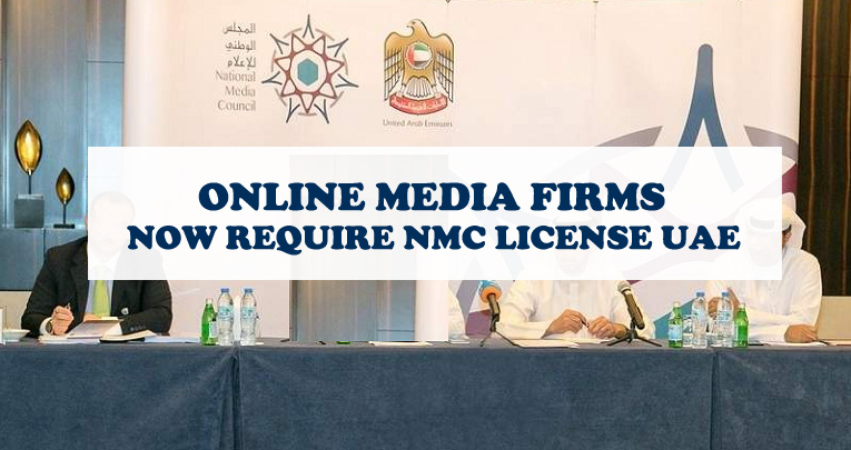Online Media Firms Now Require NMC License UAE
